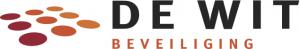 De Wit beveiliging logo